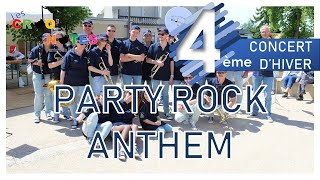 Party Rock Anthem (LMFAO) - Les Croq'notes