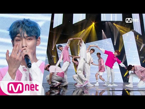 [SF9 - Different] Comeback Stage | M COUNTDOWN 180802 EP.581