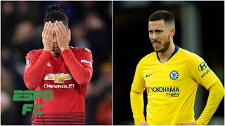 Are Manchester United and Chelsea both in trouble? | Premier League
