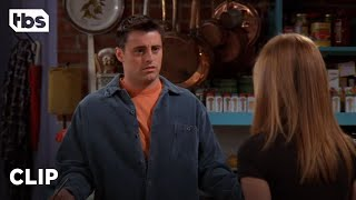 Friends: Joey's Bad Birthday Gift (Season 4 Clip)   TBS