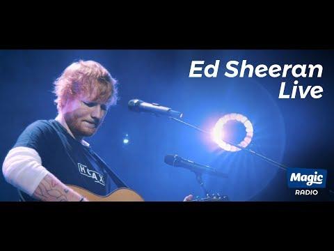 Ed Sheeran Live FULL SHOW   Magic Radio