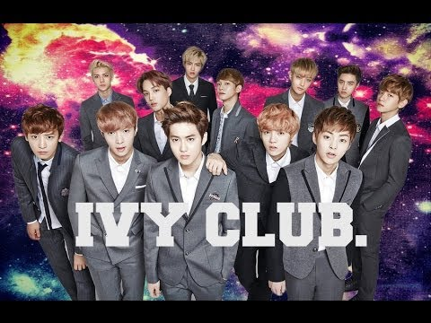 [Unboxing]: EXO's Ivy Club, Promotional Posters.