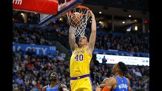 Ivica Zubac Steps Up in HUGE Lakers Win over Oklahoma City