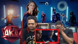 Superhero Fight Club 2.0 | The CW - REACTION & CW DISCUSSION!