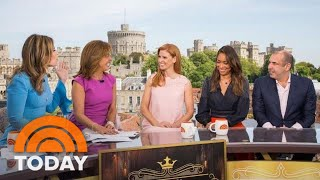 Royal Wedding: Meghan Markle's 'Suits' Co-Stars Weigh In | TODAY