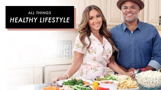 Adrienne & Israel Houghton's Healthy Lifestyle | All Things Adrienne