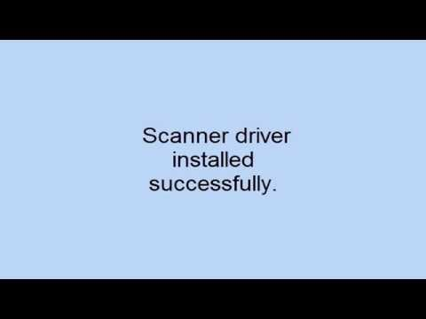 Install the Honeywell USB Scanner Driver