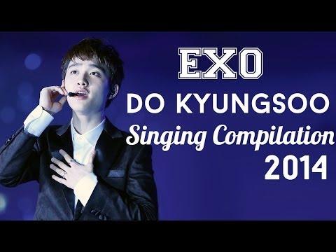 EXO Do Kyungsoo Singing Compilation
