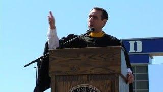 Coach Mike Krzyzewski's 2016 Commencement Speech at Duke University