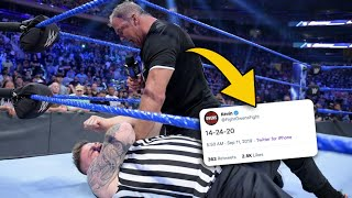 Kevin Owens FIRED & Teases Future Move, Triple H Shoots On AEW