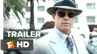 Allied (2016) Teaser Trailer – Brad Pitt Movie