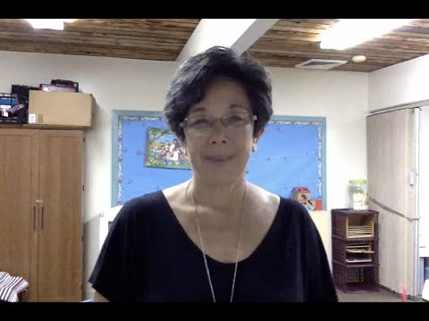 7 June 2020 CCWO's Sunday School lesson 'Jesus Wants Us To Be A Faith-Filled Friend' with Aunty Mary
