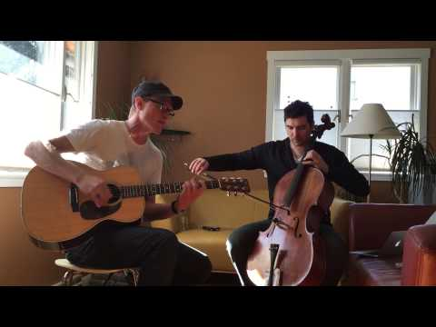 "Paul Plays ""Tomorrow"" Live Acoustic with Jesse Ahmann on Cello"