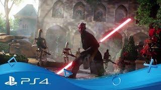 Star wars battlefront 2 :  bande-annonce