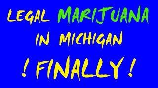 Legal Marijuana In Flint Michigan Finally 810