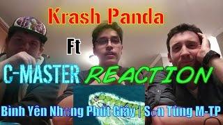 Bình Yên Những Phút Giây | Official Music Video | Sơn Tùng M-TP GROUP REACTION! Ft C-Master