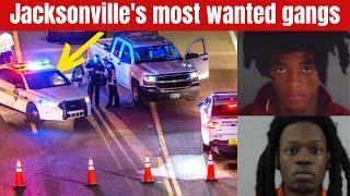Jacksonville's Most Wanted Gangs: Yungeen Ace ATK vs Julio Foolio KTA