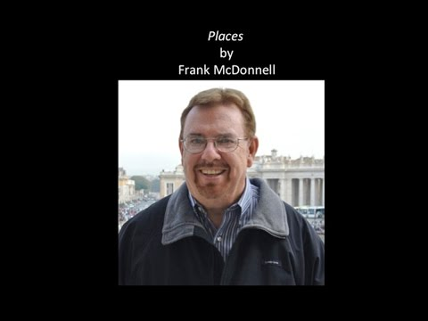 """Frank McDonnell's story """"Places"""" 