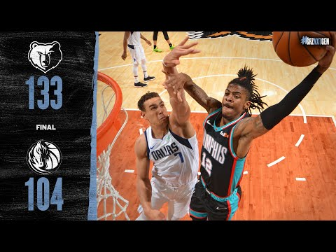 Memphis Grizzlies vs Dallas Mavericks Full Team Highlights | May 11, 2021 | NBA Season 2020-21