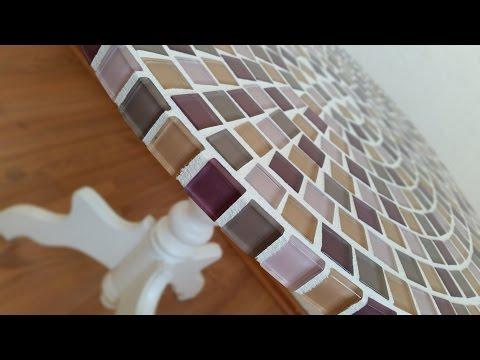 verfugen von metal acero highlights mosaiken. Black Bedroom Furniture Sets. Home Design Ideas