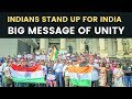 From Birmingham to Australia, Indians Stand up For India; Big Message of Unity | NewsX