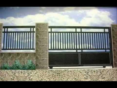 Desain Pagar Besi Minimallis Semarang Wmv Videomoviles Com