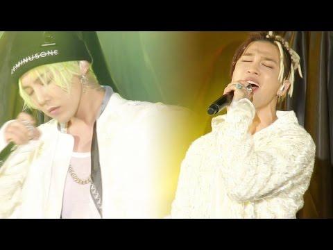 빅뱅(BIGBANG), 데뷔 10주년 자축하는 '라스트 댄스(LAST DANCE)' 명불허전 @2016 SAF SBS 가요대전 2부 20161226