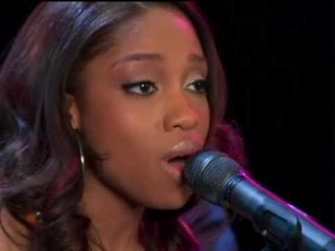 Brooke Valentine - Cover Girl (live) - YouTube