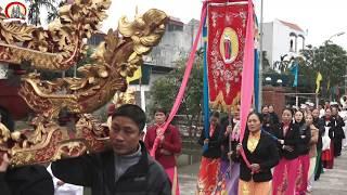 Thánh Lễ Đồng Tế tuần chầu lượt tại Giáo xứ Bồng Tiên - Giáo phận Thái Bình 31/12/2017