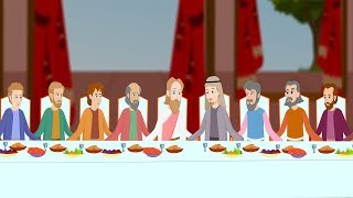 The Last Supper  Holy Tales Bible Stories - Old Testament