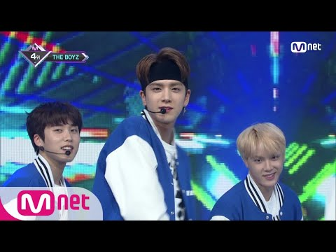 [THE BOYZ - Giddy Up] KPOP TV Show | M COUNTDOWN 180426 EP.568