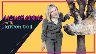 #Momsplaining with Kristen Bell: The Animal 'Queendom'