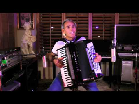 Beer Barrel Polka, accordion.  Roll Out the Barrel, accordion.