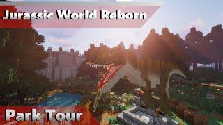 Park Tour   Jurassic World Reborn