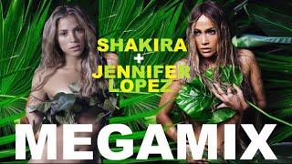 Jennifer Lopez & Shakira - Megamix (2020) Super Bowl LIV Halftime Show Full HD
