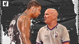 NBA Funniest Technical Fouls & Ejections of ALL-TIME!