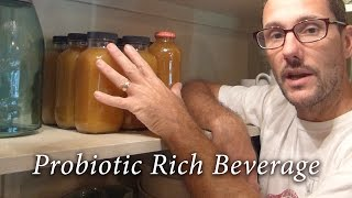 How To Make Kombucha - First & Second Fermentation