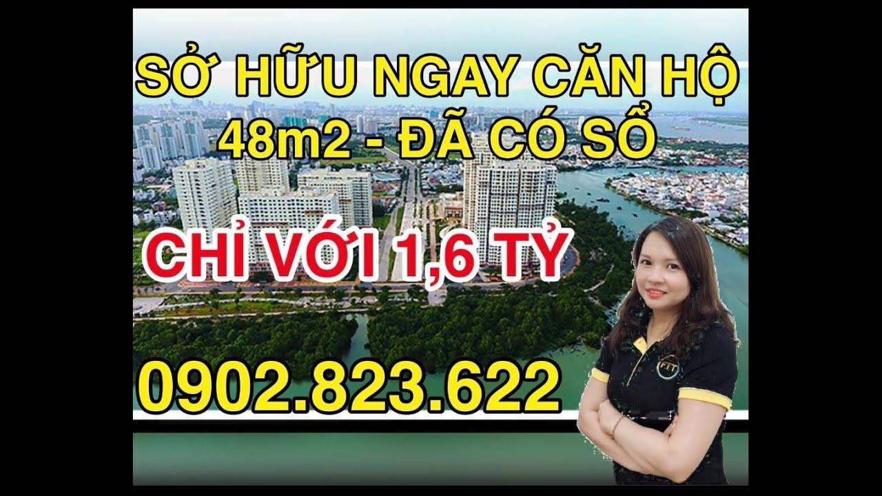 Cần bán căn hộ view sông 93m2 3PN 2WC full nội thất, liền kề PMH, Q7. LH Thuý Quyên 0902.823.622 video