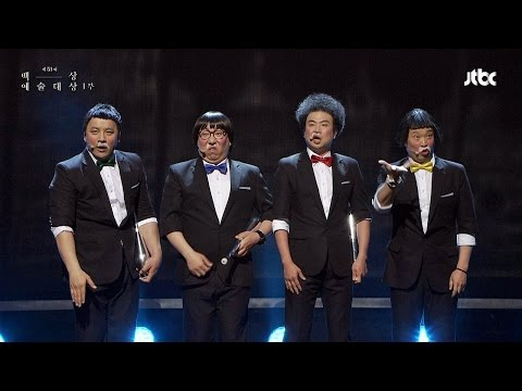 [백상예술대상 51회] 옹알스 비트박스 Paeksang Arts Awards