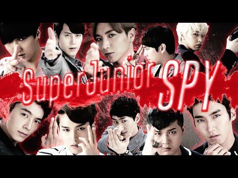 【メンバー紹介】SPY【SuperJunior】