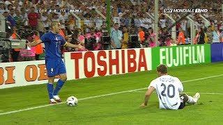 La Partita che ha fatto vincere a Fabio Cannavaro il Pallone d'Oro nel 2006