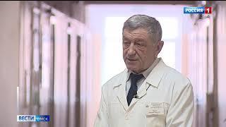 В Омских больницах заработали стационары для долечивания пациентов с ковидом