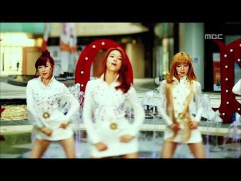AOA - Elvis, 에이오에이 - 엘비스, Music Core 20120811
