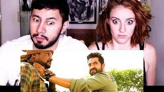 ARAVINDHA SAMETHA | Jr. NTR | Pooja Hegde | Trailer Reaction!