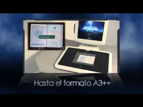 Escáner de formato A3++, I2S I e-Scan