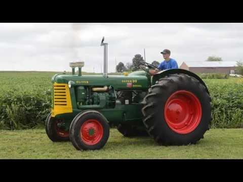 Oliver Super 99 GM Diesel