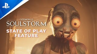 Oddworld: Soulstorm at State of Play | PS5, PS4