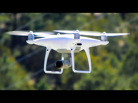 video DJI Phantom 4 Pro
