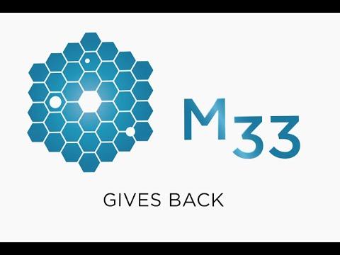 M33 Philanthropy Montage