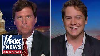 Tucker: Left doesn't believe in borders, citizenship